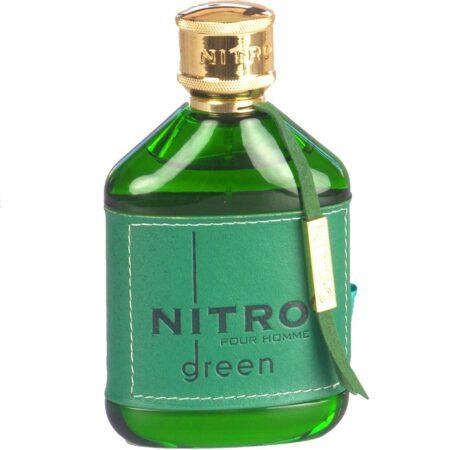 DUMONT NITRO GREEN POUR HOMME profumeria d'andrea