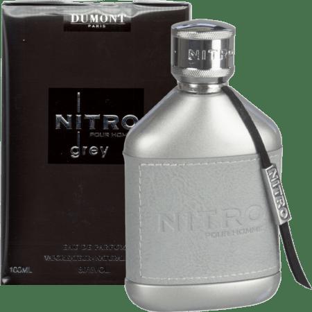 dumont nitro grey uomo eau de parfum