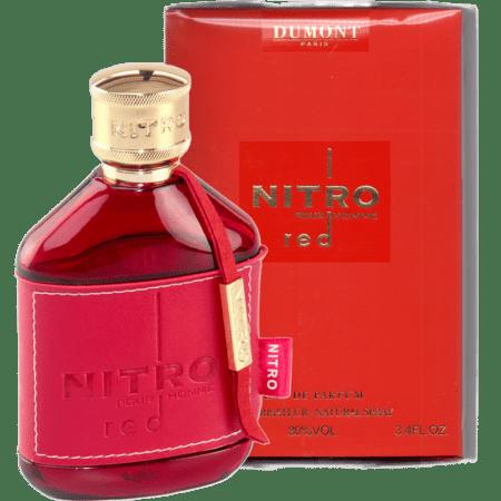 dumont nitro red pour homme eau de parfum profumeria d'andrea
