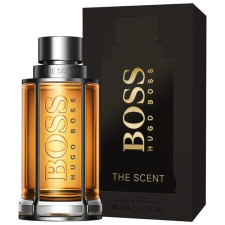 Hugo Boss The Scent eau de toilette profumo uomo