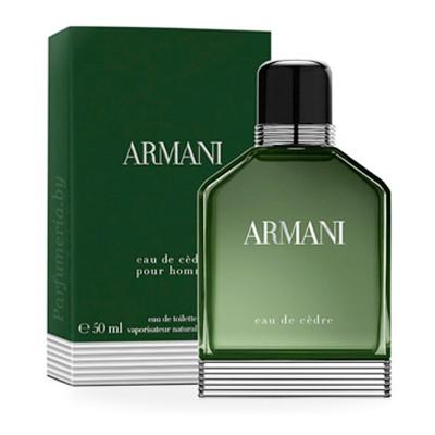 profumo giorgio armani eau de cedre